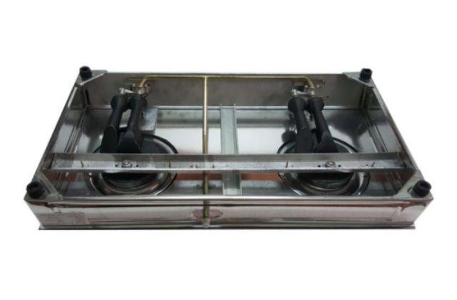 ( MUA BẾP TẶNG VAN GA + DÂY GA ) Bếp ga hồng ngoại khung inox có hâm ( lửa nhỏ ) đường kính 12cm