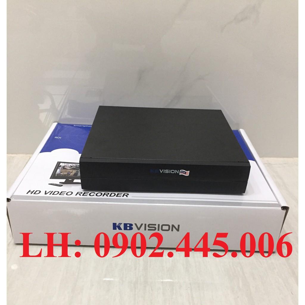 KX-A7108SD6, ĐẦU GHI HÌNH 8 KÊNH, Hỗ trợ tên miền miễn phí KBVISION