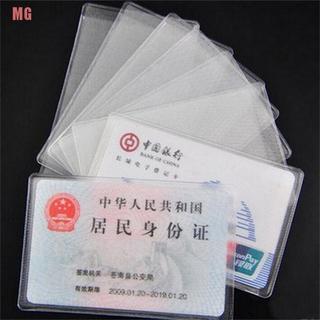 Set 10 Bao Nhựa Pvc Trong Suốt Đựng Thẻ Đa Năng Tiện Dụng thumbnail