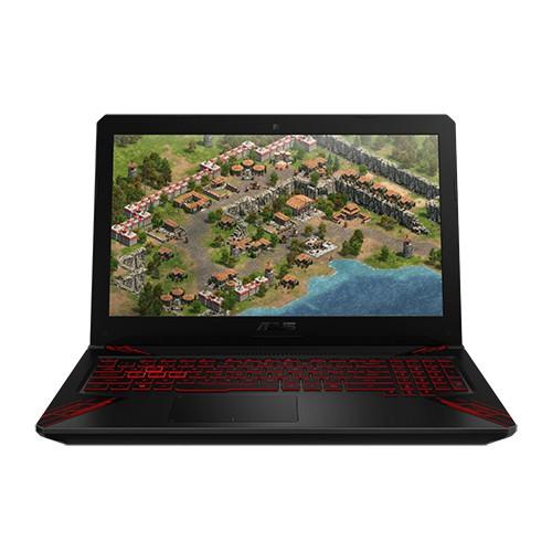 Laptop Asus TUF Gaming FX504GE-E4138T | i5-8300H | 8GB DDR4 | 1TB HDD | Geforce GTX 1050Ti 4GB | 15.6 FHD IPS | Win10