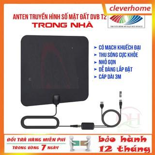 [FREE SHIP] DÀN ANTEN- TV kỹ thuật số trong nhà ,ăng ten truyền hình miễn phí cho TV kỹ thuật số DVB-T2