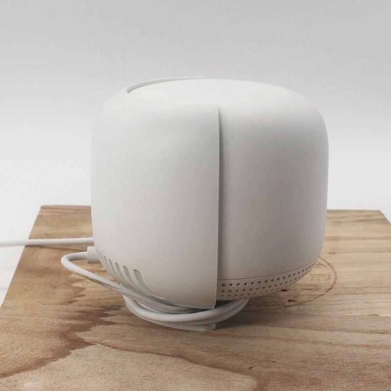 GOOGLE Giá Đỡ Máy Phát Wifi Với 2 Dây Cáp