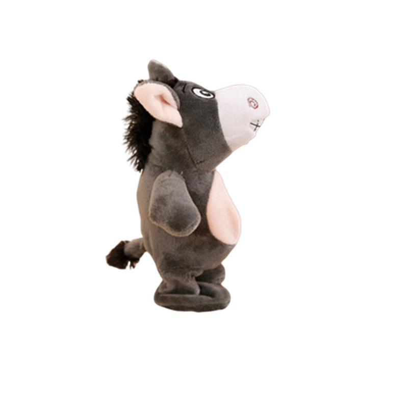 Inspired Talking of Little Donkey Children Toys Electric Donkey Walk Singing Electric Toy