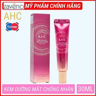 Kem Dưỡng Mắt AHC Ageless Real Eye Cream For Face Dưỡng Ẩm Chống Lão Hoa Vùng Mắt (30ml) thumbnail