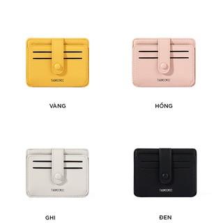 Hình ảnh Ví nữ mini TAOMICMIC dễ thương ngắn cầm tay nhiều ngăn nhỏ gọn bỏ túi thời trang cao cấp VD379-2