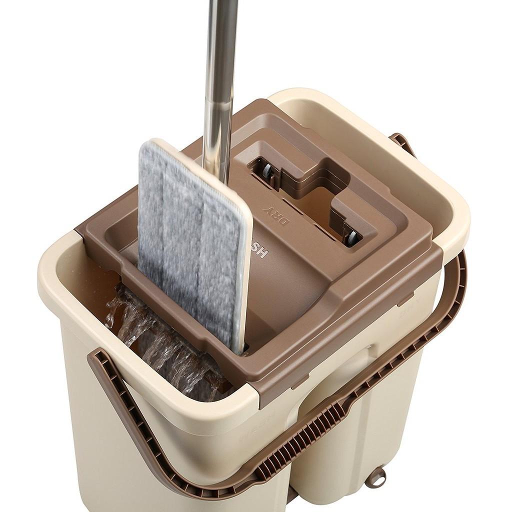 Cây lau nhà thông minh Wash Dry