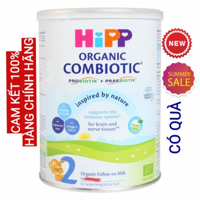 Sữa HiPP ORGANIC COMBIOTIC 2 350G