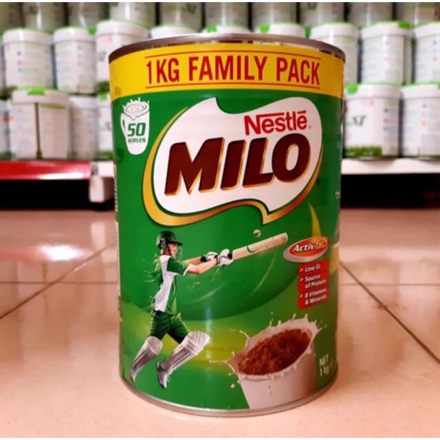 Sữa bột Milo 1kg của Úc - 14072247 , 2577020483 , 322_2577020483 , 350000 , Sua-bot-Milo-1kg-cua-Uc-322_2577020483 , shopee.vn , Sữa bột Milo 1kg của Úc