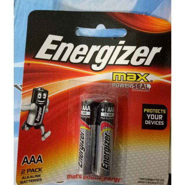 Pin AAA ENERGIZER cam kết hàng chính hãng