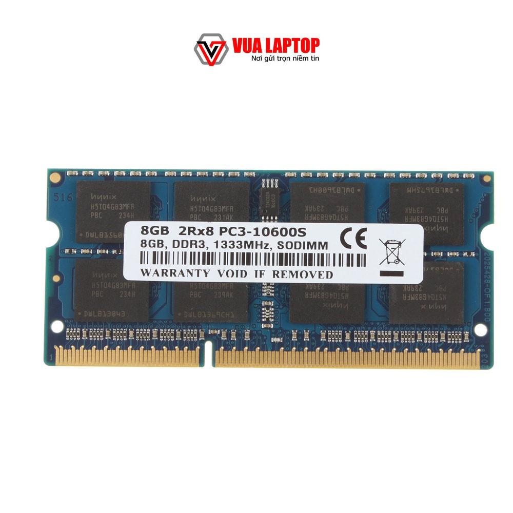 Ram laptop PC3/PC3L2GB, 4GB, 8GB BUS 1600 12800 DDR3 DDR3L zin tháo máy chính hãng bảo hành 1 đổi 1
