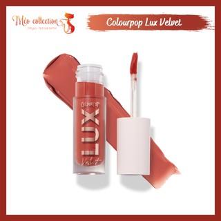 Son kem Colourpop Lux Velvet Liquid Lipstick màu Lucky Cat, On Cloud Dynasty, Get Money, Fatale thumbnail