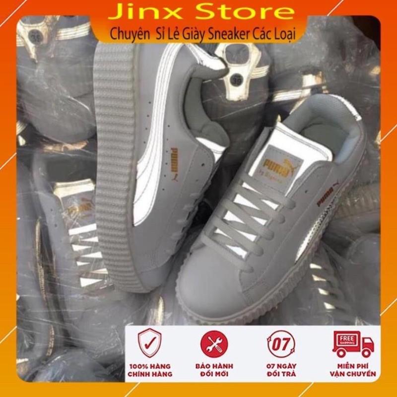 Giày thể thao sneaker PM phản quang vip dành cho nam và nữ full size