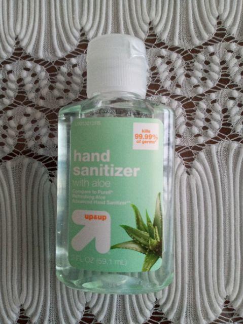Gel rửa tay khô Mỹ sát khuẩn Up & Up