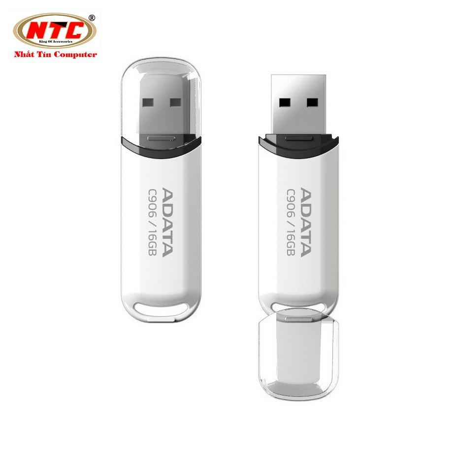 USB 2.0 Adata C906 16GB - Hàng chính hãng