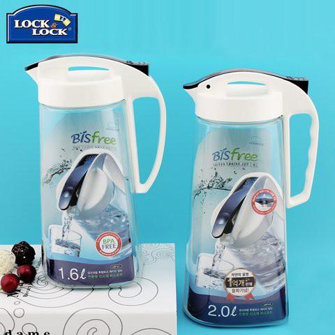 Bình nước Lock&Lock Bisfree One Touch ABF631 (1.6L) & ABF632 (2L)