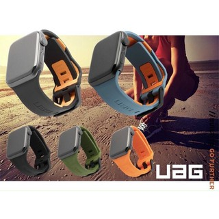 UAG Dây Apple watch Civilian 1:1 Series 1 2 3 4 5 6 SE size 38 40 42 44 mm đồng hồ