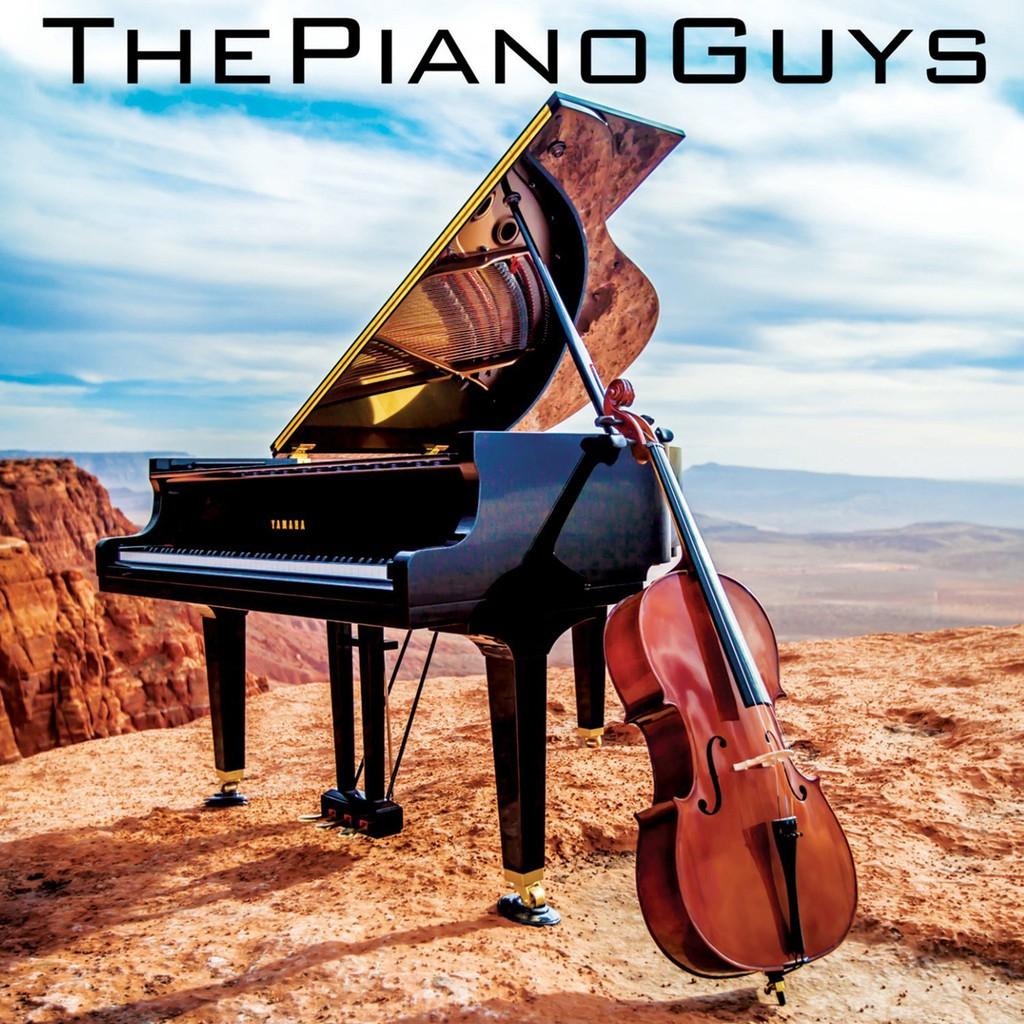 Piano Guys - The Piano Guys (Vinyl LP)