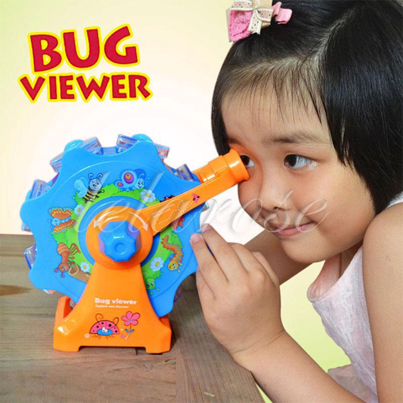 【New Arrival】 Insects Observation Rotatable Viewer Magnify