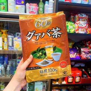 Trà Ổi Giảm Cân Orihiro Guava Tea Nhật Bản 60 Gói - myphamchinhhangladycare thumbnail