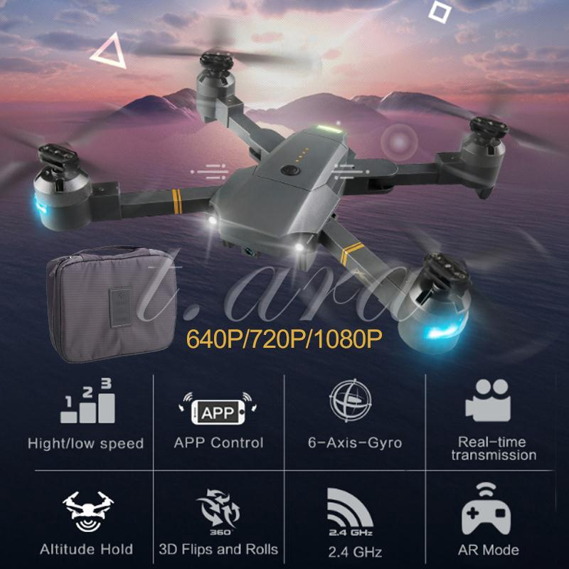 Quadcopter 720P Camera USB Charge Xt-1 Durable Drone