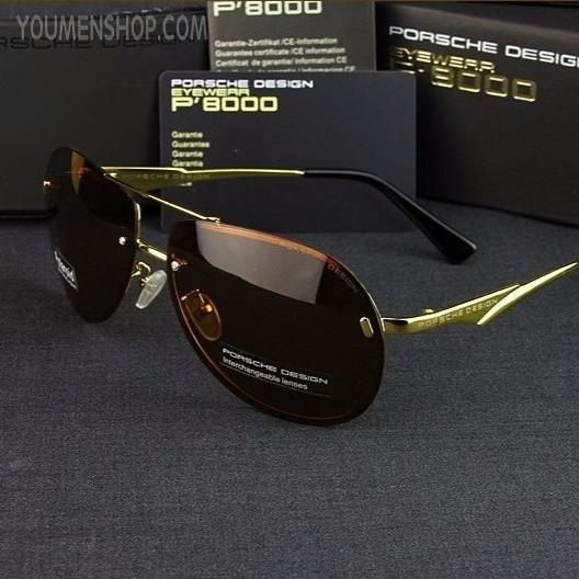 fc52566a29f3 Mắt kính Porsche Design P8501 Tea