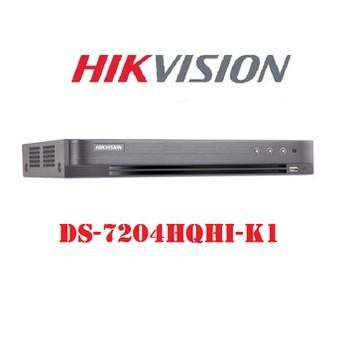 Đầu ghi hình Camera 4 kênh thế hệ mới nhất HIKVISION DS-7204HQ
