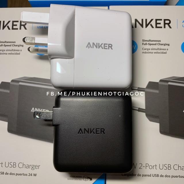 (Used) Sạc Anker PD 30W PowerPort Speed 1 USB-C - A2014