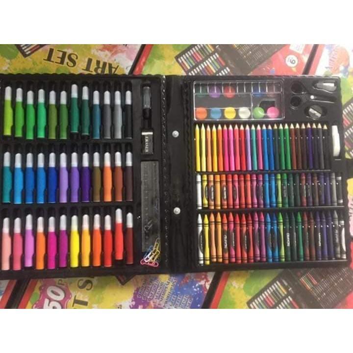 Bộ tô màu ART SET 150 chi tiết