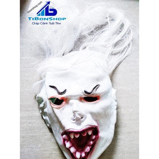 btsyMặt Nạ hóa trang Halloween-Mặt Nạ Ma 12yeyu