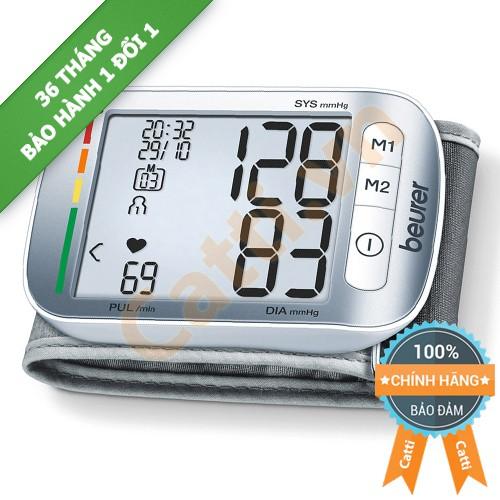 [Chính hãng] Máy đo huyết áp cổ tay Beurer BC50
