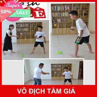HCM- Đồ chơi bóng bàn tập phản xạ tốt cho bé