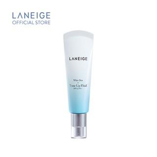 Sữa dưỡng trắng nâng tông da Laneige White Dew Tone-up Fluid 50ml