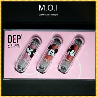 Son Dưỡng Có Màu Mickey - M.O.i Cosmetics bản giới hạn - Son Dưỡng Môi Hồ Ngọc Hà - Magic Lips thumbnail