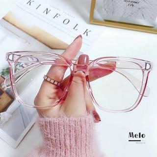 💍MELODG💍 Unisex Computer Goggles Radiation Protection Flat Mirror Eyewear Blue Light Blocking Glasses Vision Care Ultralight Flexible Fashion Eyeglasses/Multicolor