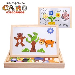 Hộp đồ chơi sáng tạo cho bé