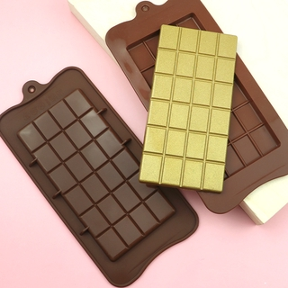 Chocolate Chunks Shaped Candy Mold Handmade Baking Silicone Mould