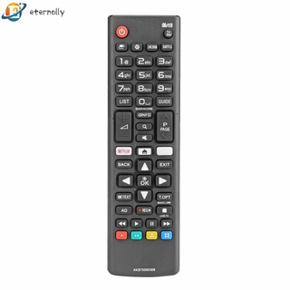 eternally 1.14 ABS Universal Remote Controller Replacement AKB75095308 for LG TV