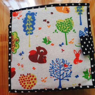 [Sách vải GiangAnh ] Bộ sách vải cho bé từ 1 đến 6 tuổi