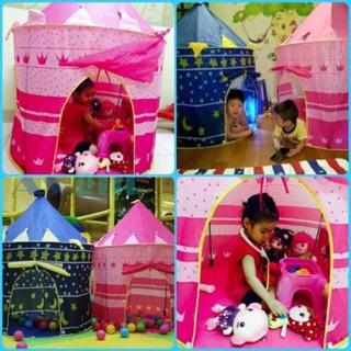 Free ship lều hoàng tử công chúa cho bé