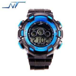 Đồng hồ điện tử nam và trẻ em đeo tay phong cách thể thao NT171F BBShine – DH018