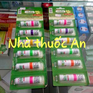 1 cái Ống hít Thái Green herb thumbnail