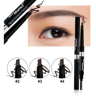 Chì mày định hình Aroma Square Eyebrow Pencil Hàn Quốc 2.5g - Hàng chính hãng thumbnail