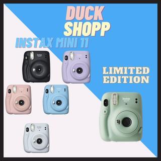 Instax Mini 11-Máy chụp ảnh lấy ngay Fujifilm Instax Mini 11- Tặng kèm 1 pack film