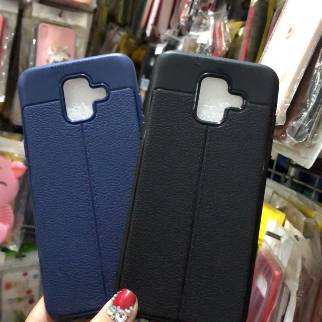 Samsung Galaxy A6 2018 ốp lưng da cao cấp - 2860580 , 1266379265 , 322_1266379265 , 35000 , Samsung-Galaxy-A6-2018-op-lung-da-cao-cap-322_1266379265 , shopee.vn , Samsung Galaxy A6 2018 ốp lưng da cao cấp