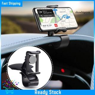 MBP–Universal Car Vehicle Dashboard Mount Mobile Phone Holder Clip-on Stand Bracket