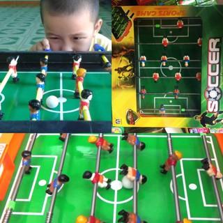 Bàn bóng đá trẻ em/bộ đồ chơi bi lắc