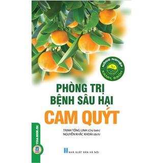 Sách - Nông Nghiệp Xanh, Sạch - Phòng Trị Bệnh Sâu Hại Cam Quýt thumbnail