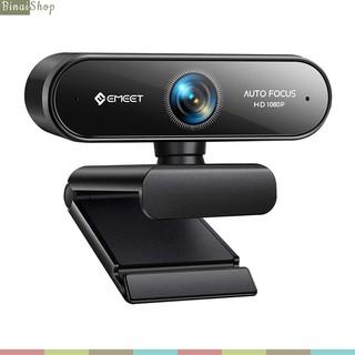 Webcam Họp Trực Tuyến Góc Rộng 96 Độ Emeet Nova (Full HD 1080p, Tốc Độ Khung Hình 30fps) thumbnail