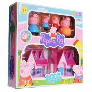 Ngôi nhà lợn Peppa Pig
