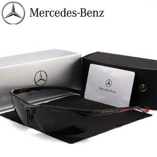 Kính mát thời trang Mercedes (MẪU MỚI NHẤT Model 2019 ) màu đen